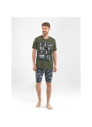 Blackspade Pijama Takım Yeşil